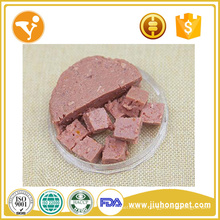 Halal Pet Treats Natural Beef Flavour Dog Food Can