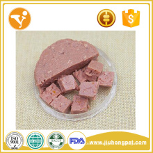 Halal Pet treats Natural Beef Flavor Dog Food Can