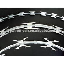 Really factory high quality galvanized barbed wire