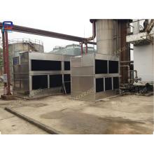 40 ton Superdyma Closed Circuit Cross Flow GHM-40 Kupfer Rohr Wet Cooling Tower Hersteller