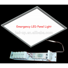 600x600 Éclairage LED LED d'urgence 48W