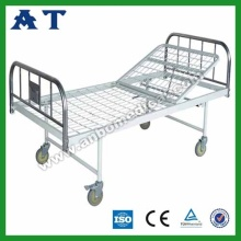 Double-folding patient Bed