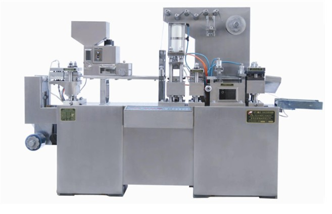 DPP-140 blister packing machine