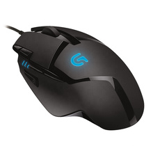 100% Original Logitech G402 Brand 4000 DPI Essential Wired Optical Logitech Gaming Mouse Computer Mice Mouse For Computer Games