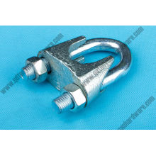 Us Type Malleable Wire Rope Clip for Steel Wire Rope