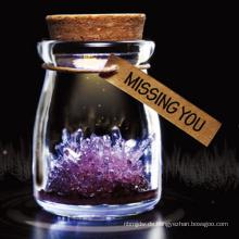 Werbeartikel Einzigartige Glühen Wunsch Kristall Figur