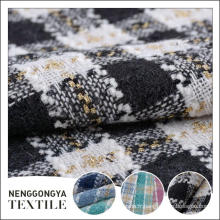 Personnalisé Différents types de tissu tissé poly slub robe