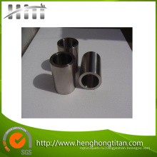 Бесшовных чистого титана ASTM b338 теплообменного аппарата Titanium Труба