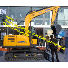 7 Ton XE75D Hydraulic Crawler Excavator