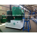 CE Approved 1.5tons-2tons/H Double Layer 20mm-50mm Long Pellet Lb-550 Vertical Ring-Die 6mm Pellet Machine