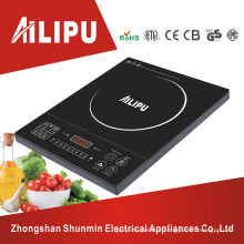 Soft Touch Single Hotplates Induction Stove