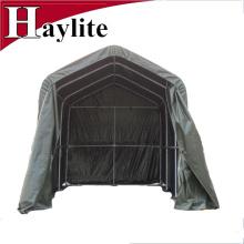 Marquesina de acrílico de la cubierta de la fibra de vidrio del paraguas con el material de techumbre