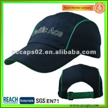 Nuevo visera de deportes fashin cap SP-0001