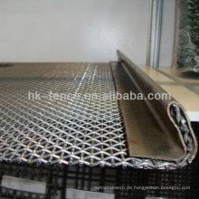 verzinktes starkes gewelltes Maschendraht für Industrie (1.37-12.7mm)