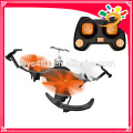 Word smallest only 6.2CM RC quadcopter 2.4GHz 6 axis Micro Mini Nano pocket drone