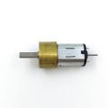 N20 14-мм двухвальный мотор-редуктор постоянного тока
