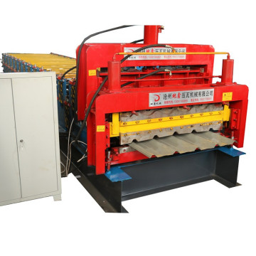 Roofing Steel Double Layer Roll Forming machine