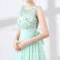 Сексуальная элегантный великолепная рукавов вышивка сексуальный тюль красивое платье для выпускного свадебные платья 2016