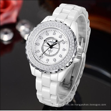 Kunden Design Quarzwerk Kunststoff Lady Watch