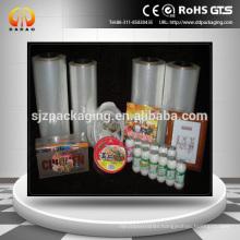 PE Inkjet Shrink Film For Napkin Packaging Milk Tea Box Film