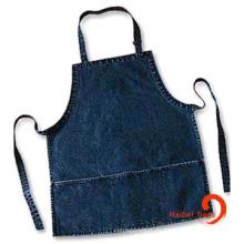 Kundenspezifische Baumwoll-Denim-Schürze (HBAP-1)