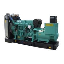 Ensemble de générateur diesel 165kVA Conception compacte silencieuse