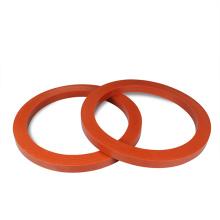 Anel de vedação de borracha e anel de vedação para produtos de vedação