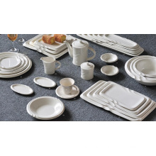 Porcelain Dinnerware Set for Hotel Supplies