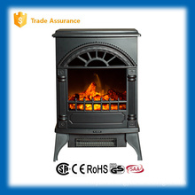 CE certified master flame artificial wood-burning stove (electric fireplace)