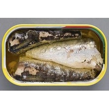 canned sardines with high qualtiy
