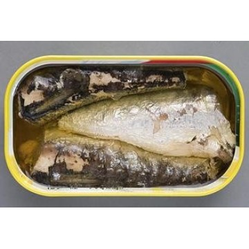 125G tin Sardines fish in large quantity