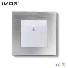 Energy Saver Key Card Power Switch Hr-Es1000-Al Alloy Alloy Frame