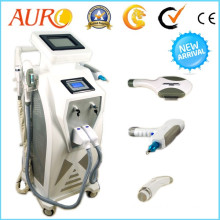 Au-S545 4in1 Opt RF YAG Beauty Machine
