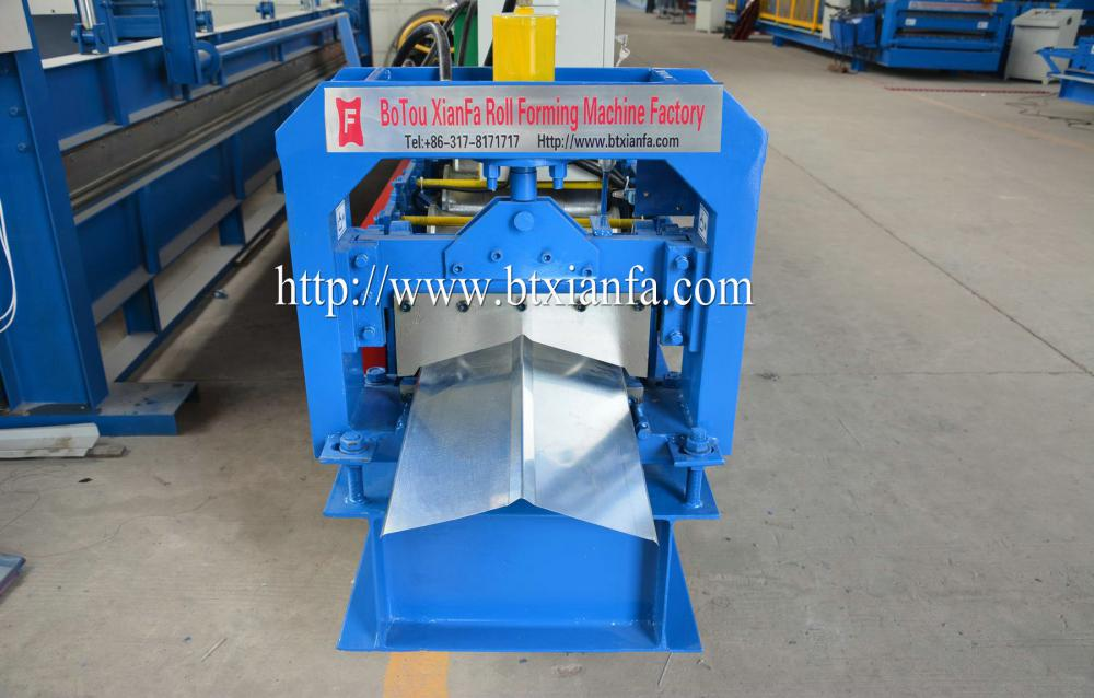 Roof Ridge Tile Machine