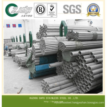 ASTM A312 A269 304 Stainless Steel Seamless Pipe/Tube