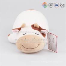 juguete de cerdo soñoliento, juguetes de felpa de peluche grande de cerdo animal al por mayor