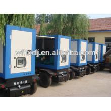 Heiße Verkäufe 20KVA-1500KVA 220v beweglicher Generator mit CER
