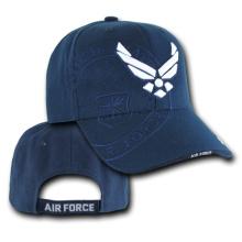 S007 Air Force Military Strapback Baseball Cap