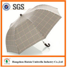 Günstigen Preisen!! Fabrik Angebot Billige Förderung Schirme mit krummen behandeln