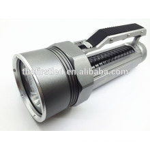 Underwater 100 meters 3500LM 4xCREE XML2 T6 4 cores Aluminum Alloy LED Portable Diving led flashlight