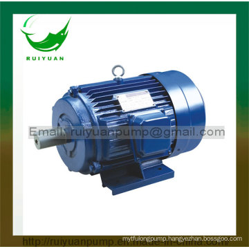 Y Series 750W 1HP Copper Wire Three-Phase Asynchronous Motor