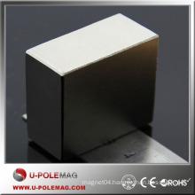 N40 Block F40x40x20mm Super Powerful NdFeB Magnet