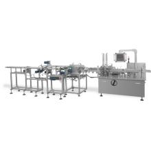 8channel single line Automatic Cartoning Machine