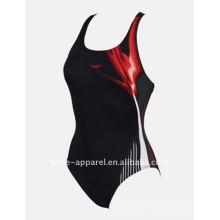 Fabricante novo do swimwear das mulheres do projeto 2014, swimsuit de uma parte