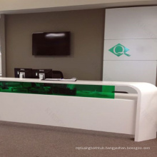 Modern Design Reception Table/Reception Desk/Bank Counter