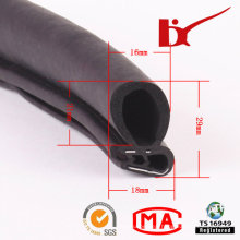 EPDM Extrusion High Performence Composite Rubber Profile