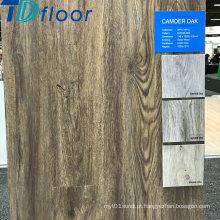 Revestimento interno composto plástico de madeira do assoalho de madeira profundo do clique WPC do carvalho de 6.5mm