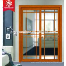 Puertas y ventanas de vidrio correderas de aluminio