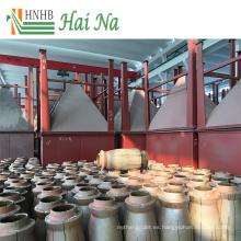 Accesorio de filtro de gas Separador de polvo industrial de ciclón