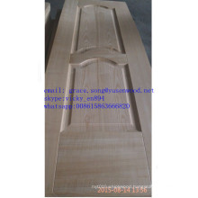 China Manufacturer HDF Wood Door Skin Moulded Door Skin